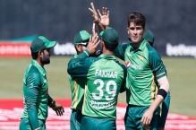 Fakhar Zaman, Shaheen Afridi rise to career-best ICC ODI rankings