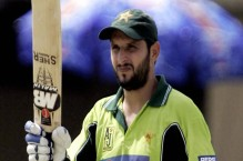 'Still regret trying to block that ball': Afridi recalls hundred against India