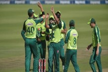 Faheem, Hasan star as Pakistan bundle SA out for 144 runs in fourth T20I
