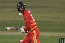 Zimbabwe suffer major blow ahead of second Pakistan T20I