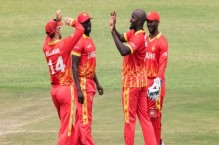 Zimbabwe stun Pakistan in second T20I to level series