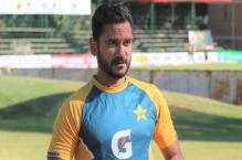 Pakistan ready to hand Test debut to 36-year-old seamer Tabish Khan