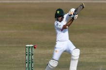 Pakistan make steady start in second Zimbabwe Test
