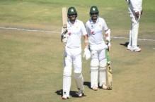 LIVE: Azhar brings up hundred as Pakistan put Zimbabwe on backfoot