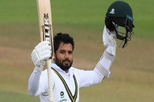There's a bit of pressure when you play Zimbabwe: Azhar Ali
