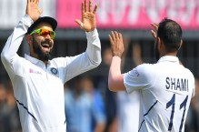 Shami, Jadeja return to India's Test squad for England tour