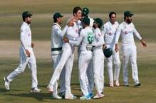 پاکستان نے زمبابوے کو ٹیسٹ سیریز میں وائٹ واش کردیا