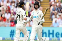 Conway, Young put New Zealand in charge against England at Edgbaston