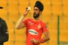 Hasan Ali goes back on decision to leave remainder of HBL PSL 6