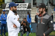 NZ out to end final jinx, India's Kohli chases first ICC trophy