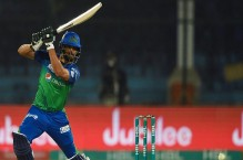 Shan Masood's 73-run knock powers Sultans to 183-5