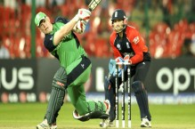 Ireland cricket great O'Brien retires from ODIs