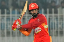 Clinical Islamabad United down Multan Sultans in HBL PSL 6