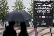 Another washed out day diminishes result hopes in WTC final