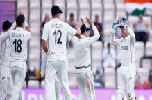 New Zealand need 120 in final session to win WTC title