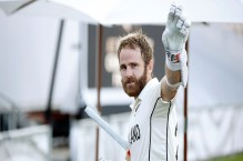 Williamson expresses relief as Kiwis win a final at last