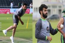 Usman Qadir, Shadab Khan eager to put their best foot forward in West Indies