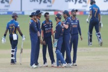 Two more Indian cricketers test Covid-19 positive in Sri Lanka