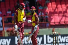 LIVE: Rain interrupts play after West Indies win toss and opt to bat first