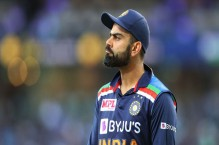 Kohli to step down as India's T20 captain after World Cup