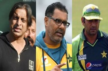 Waqar Younis responds to 'immature' Shoaib Akhtar, Aaqib Javed comments