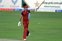 National T20 Cup: Haider Ali stars as Northern ease past Balochistan