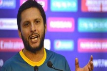 Shahid Afridi hints at changes in Pakistan's T20 World Cup squad