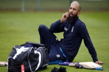 Moeen Ali brings curtain down Test career