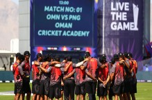LIVE: Oman takes on Papua New Guinea in T20 World Cup opener