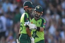 ٹی ٹوئنٹی ورلڈ کپ وارم اپ میچ؛ پاکستان نے ویسٹ انڈیز کو شکست دیدی