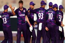 Scotland register second straight win, PNG eliminated from T20 World Cup