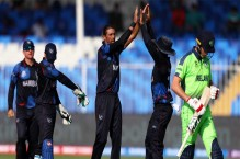 LIVE: Namibia restrict Ireland to 125/8 in must-win game
