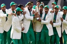 Pakistan squad revisits Champions Trophy 2017 victory ahead of T20 World Cup