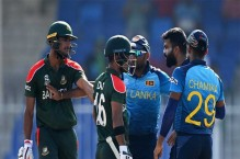 Kumara, Das cop fine for altercation during World Cup match