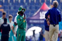 LIVE: South Africa win toss, opt to bowl first against West Indies