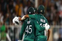 پاکستان نے نیوزی لینڈ کو 5 وکٹوں سے شکست دیدی