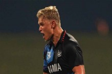 LIVE: Namibia's Trumpelmann bags three Scotland batters in first over