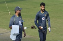 Saqlain issues Afghanistan warning as Pakistan gear up for T20 World Cup clash